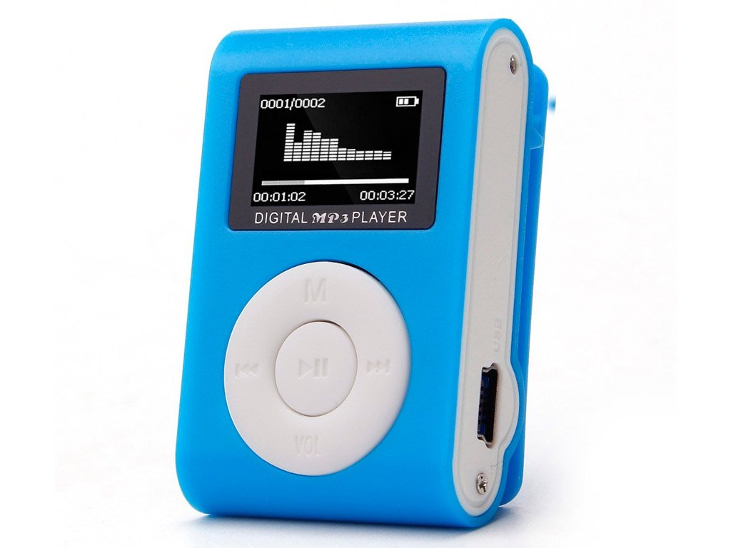 Mini MP3 Player Mit Display GRATIS Versand