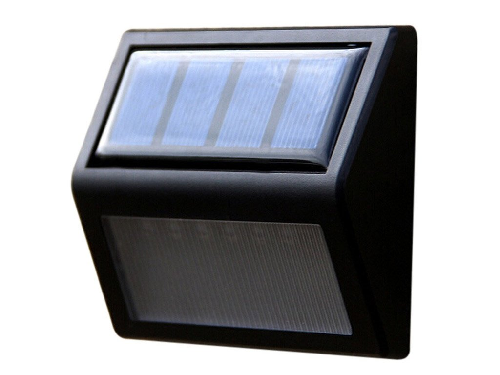 solar led lampe mit sensor und gratis versand. Black Bedroom Furniture Sets. Home Design Ideas